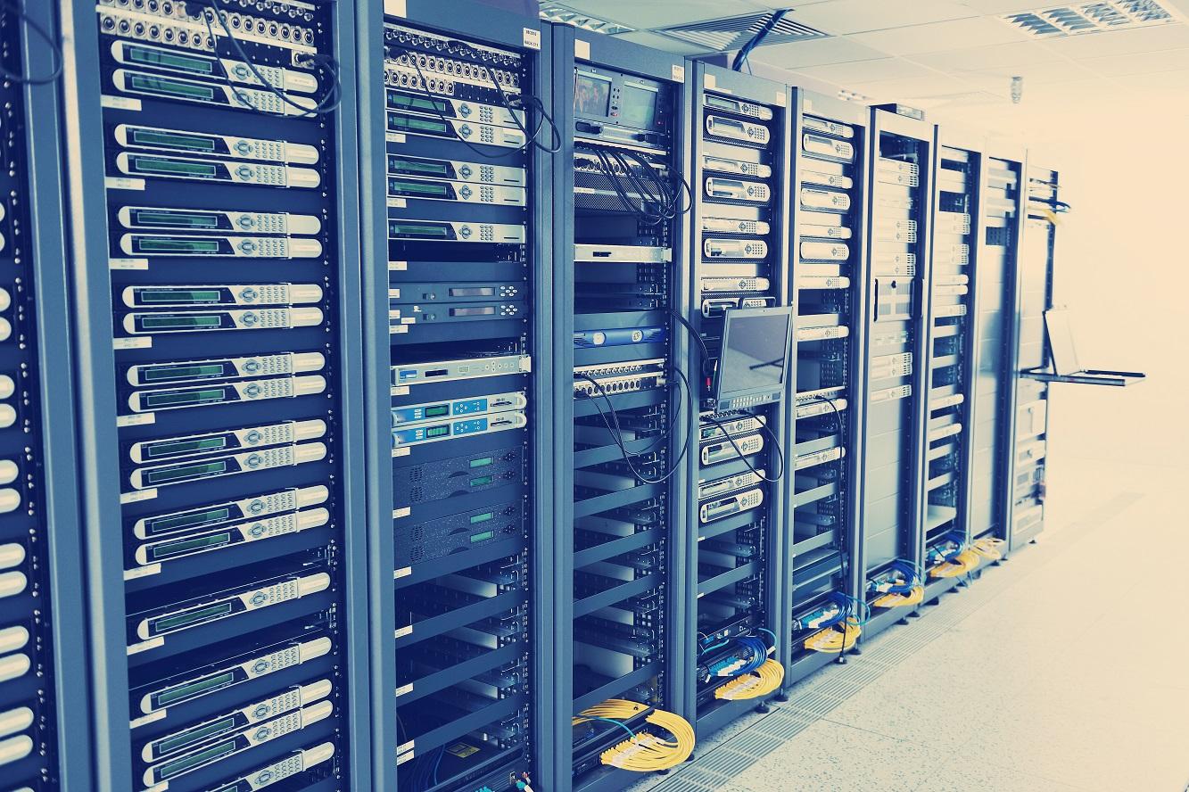PIK 6 WORDPRESS server room